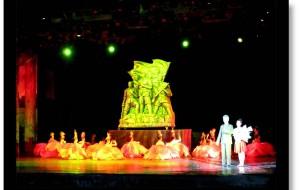 河北娱乐-野三坡大剧场