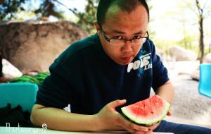【天津图片】嘿 咱们去盘山吧!那有大西瓜!