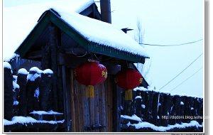 【伊春图片】东升林场、双峰林场(雪乡)--元旦东北行(3)