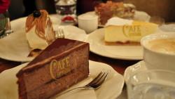 维也纳美食-Café Sacher Wien