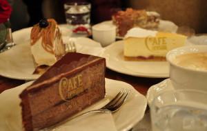 奥地利娱乐-Café Sacher Wien
