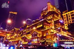 【甛糖拾光】山城重庆   冬临川渝💗路痴的噩梦💦吃货的天堂😋