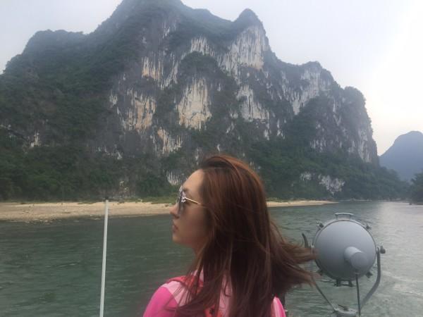 漓江风景区是世界上规模最大风景最美的岩溶地貌山水