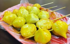 珠海美食-竹苑四海咖喱鱼蛋(地下商场店)
