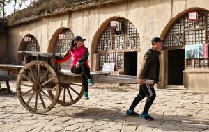 【陕西图片】【老牛爱旅行】和老婆一起驾车游陕北