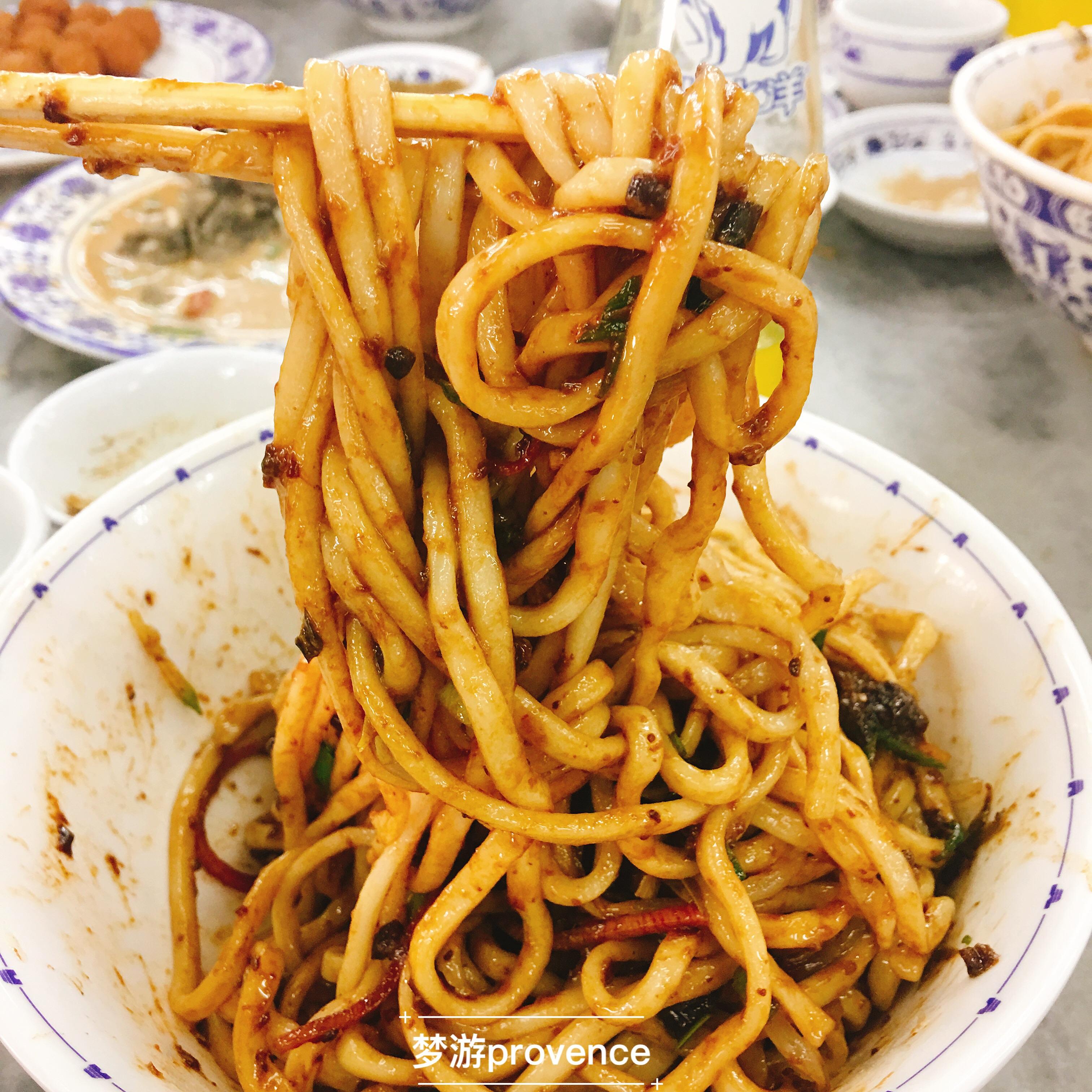 老北京炸酱面图片大图