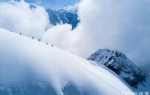 【贡嘎图片】登山初体验:走着走着就登上了那玛峰