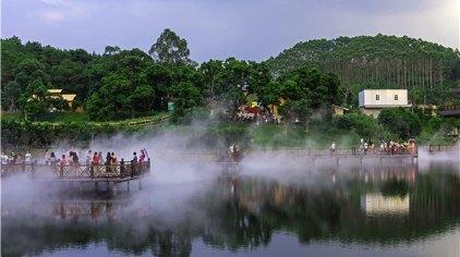 揭阳望天湖旅游度假区门票
