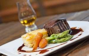 英国美食-Amber Restaurant