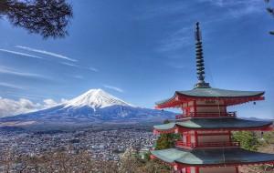 【富士山图片】【一起长大的约定,全世界约好一起逛】 日本14日大穿越