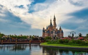 【上海迪士尼图片】只为最美的城堡——上海迪士尼乐园