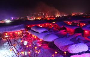 【敦化图片】冰天雪地的美好——东北环线