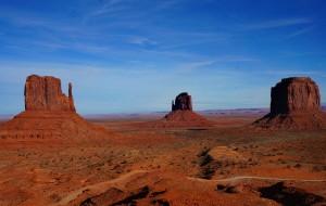 【犹他州图片】美西掠影----图记纪念碑谷