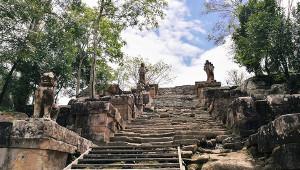 你说,跨越泰柬边界的柏威夏寺到底有什么?