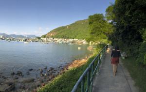 【离岛图片】南丫岛 - 还想走到某个小岛去渡假