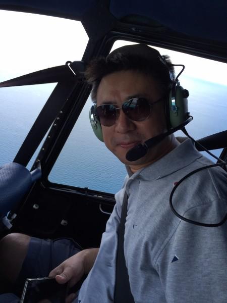 长滩岛 游记   直升飞机看长滩简直太美了