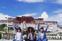 属于你的我的西藏