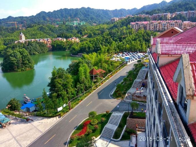 养生避暑度假房,贵州赤水天岛湖  天岛湖项目位于贵州省赤水市厥基坝