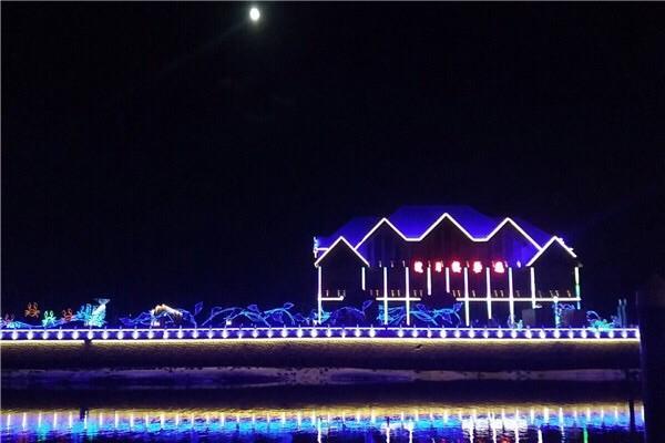 菩提岛&月坨岛温泉元宵佳节2日游
