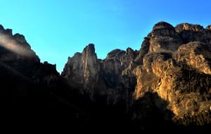 【易县图片】《走遍京郊》河北 易县【狼牙山上惊悸的湛蓝】随风随性