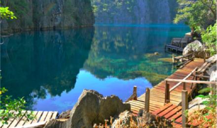 菲律宾科隆岛超级终极跳岛一日游(凯央根湖 双子泄湖