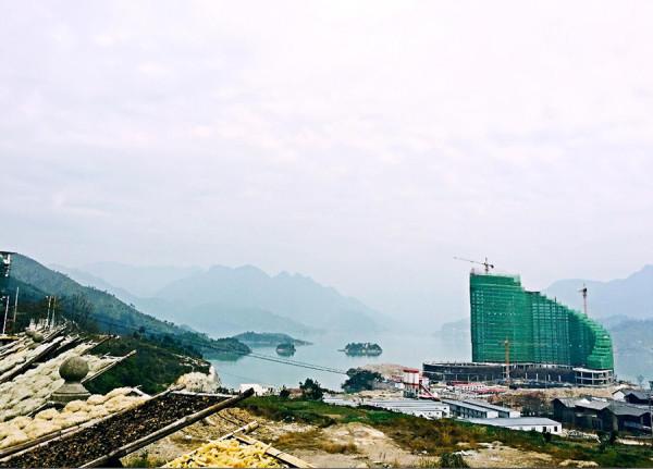 青田 游记   可以打车或者公交车到欧江大桥【交警大队】坐去北山的车