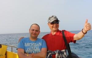 【埃及图片】埃及土耳其十八天探险之旅...乘ROYAL号半潜船观红海海底风景