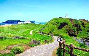 【西归浦图片】济州岛的东部'明星'之旅