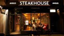 伦敦美食-Angus Steakhouse(Cranbourn St)(Angus Steakhouse)