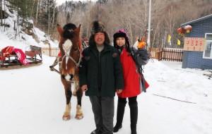 【二世古图片】黑龙江 五常市  谷 羊草山 半日游 十二月 零下XX度