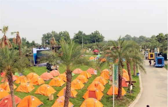 成都9棕榈世界房车营地(享受高品质生活~引领欧洲时尚