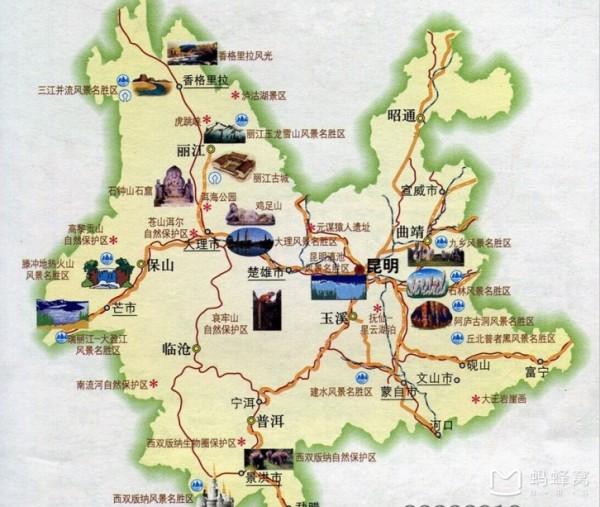 成都到丽江飞机航线图