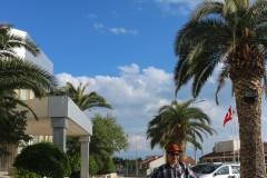 土耳其埃及十八天探险之旅...夜宿棉花堡温泉酒店