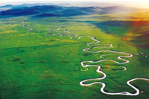 深圳飞内蒙古海拉尔 呼伦贝尔大草原 额尔古纳 满洲里