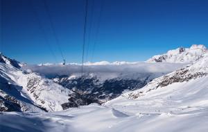 瑞士娱乐-瑞士萨斯斐滑雪场