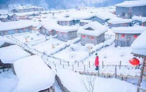 """【吉林市图片】""""冬""""北——雾凇岛 雪乡の自驾之旅"""