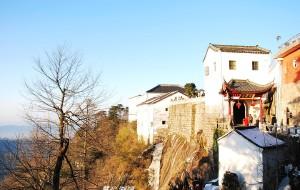【九华山图片】四大佛山主题游:九华山之山民小陈