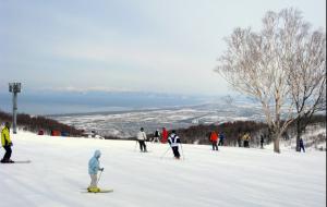札幌娱乐-手稻山滑雪场