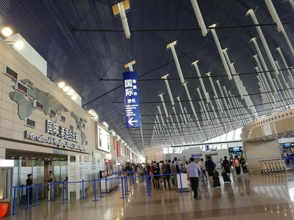 上海出发,上海浦东国际机场新发现