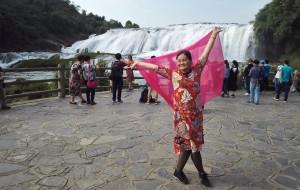 【安顺图片】贵州深度11天跟团游 之七  黄果树大瀑布