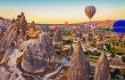 FIT系列·伊斯坦布尔往返 土耳其世界遗产经典5日游(热气球+棉花堡+以弗所)