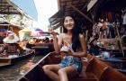 达人带队边玩边拍·泰国曼谷旅拍一日游(丹嫩沙多水上市场+美功铁道市场+摩天轮夜市/安帕瓦水上市场+赠6张精修旅拍照+底片全给)