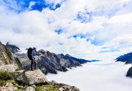【雪山攀登】四姑娘山长坪沟徒步+二峰攀登(尝试初级雪山攀登6日)