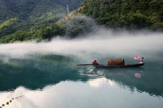 湖南郴州东江湖周边旅游景点