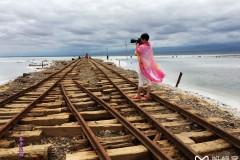 坐上班车游青海:茶卡盐湖&青海湖