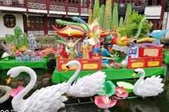 大年十六的上海城隍庙