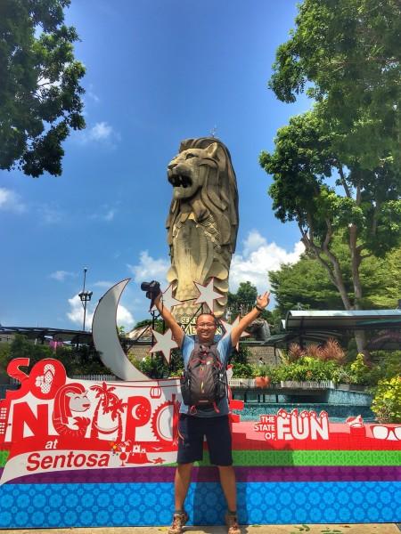 下一秒新加坡