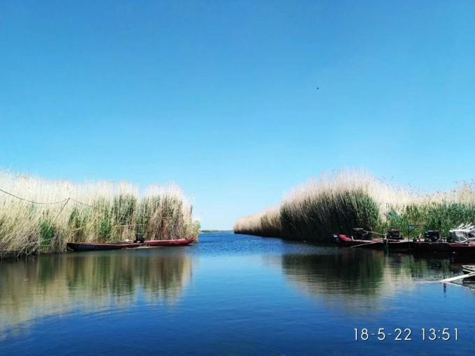 博斯騰湖風景區