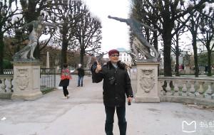 【奥地利图片】东欧六国之旅...游萨尔茨堡城中米拉贝尔花园风景区记