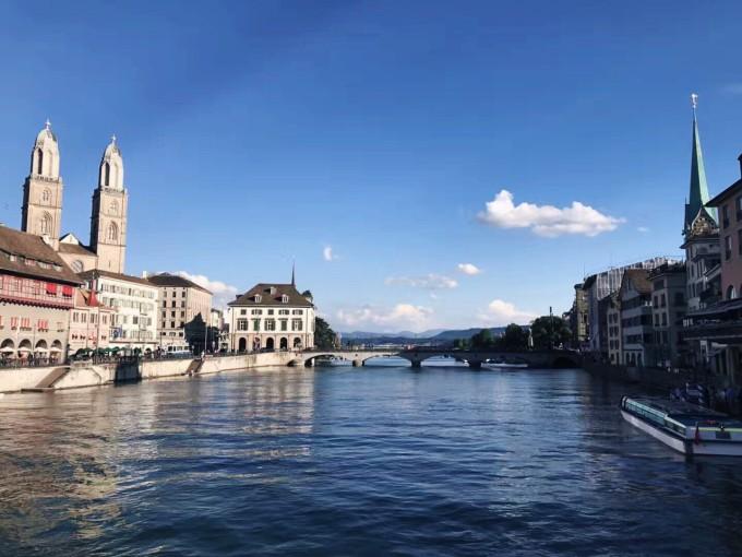 瑞捷之行79童话之旅 -与闺蜜十天东欧游,瑞士旅游图片